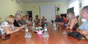 відкриття сенсорної кімнати у сш надія 23,05,2012