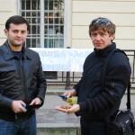 10 жовтня 2010 року день бездомності (1)
